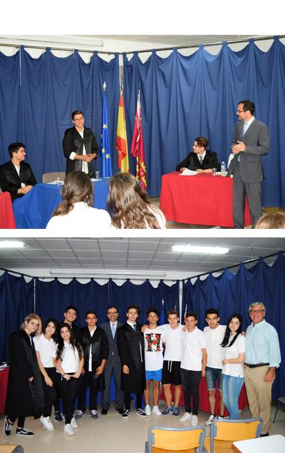 Colegio Cipriano Galea Educando en Justicia