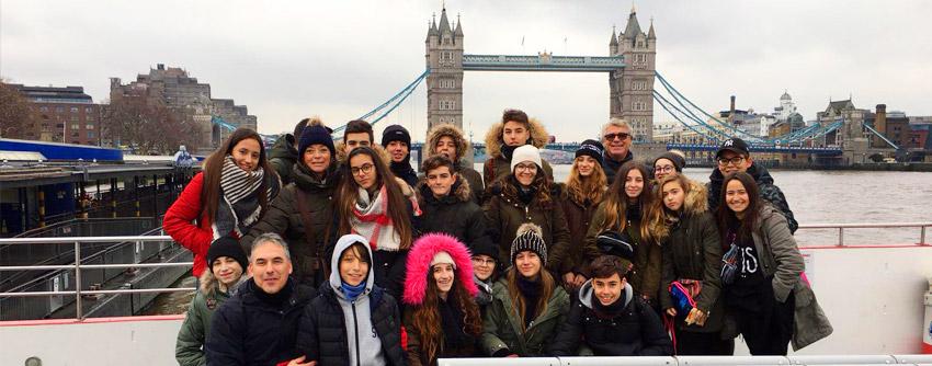 Colegio Cipriano Galea Viaje de estudios a Londres